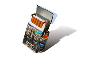 Smoke box by Alplast Italia